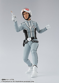 S.H.Figuarts 《超人七號》ULTRA警備隊「諸星彈」モロボシ‧ダン