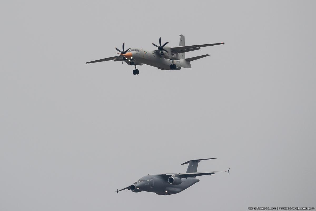 Ан-132D и Ан-178