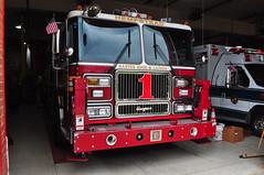 Hempstead Fire Department Truck 1