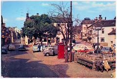 Grassington - The Square in the Late 50's