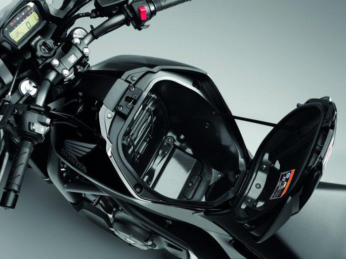 Honda NC 700 S 2012 - 8