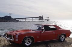 1969 Chevrolet Camaro SS diecast 1:24 made by Autoworld