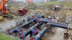В Анапе введен в эксплуатацию водовод от Джемете до автодороги Анапа-Керчь