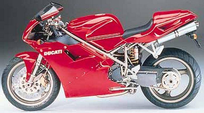 Ducati 916 1994 - 6