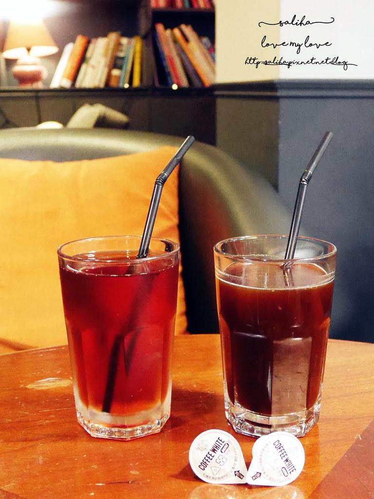 台北公館站不限時餐廳推薦瑪德蓮書店咖啡cafe madeleine (33)