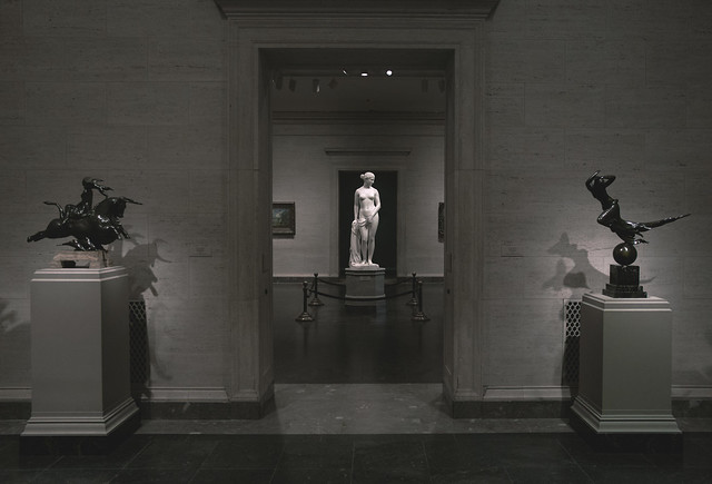 National Gallery of Art, Canon EOS REBEL T1I, Canon EF-S 18-55mm f/3.5-5.6 IS
