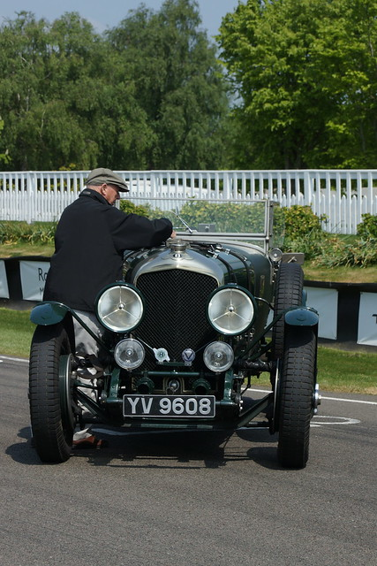Bentley 4 -litre 1928, Sony SLT-A65V, Sony DT 18-135mm F3.5-5.6 SAM (SAL18135)