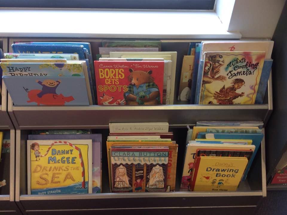 Junior Picture Books
