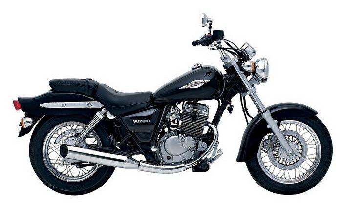 Suzuki 125 MARAUDER 2003 - 4