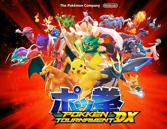 《寶可拳 TOURNAMENT DX》強化版移植 Nintendo Switch,2017 年 09 月 22 日發售!