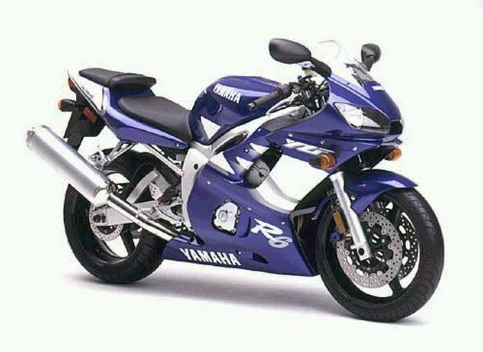 Yamaha YZF-R6 600 2002 - 14