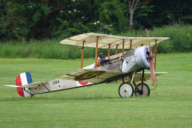 20170604 (71)_1264_Bristol_Scout_Type_C, Canon EOS 7D MARK II, EF500mm f/4L IS USM