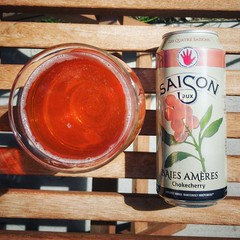 Saison is made for summer.