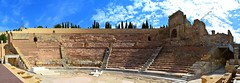 Cartagena Amphitheater Panorama, Nikon D3200. DSC_0173-0182