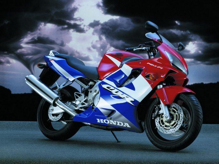 Honda CBR 600 F 2001 - 7