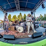 The Delta Sonics with The Robert Cray Band Summer Stage 2017 -