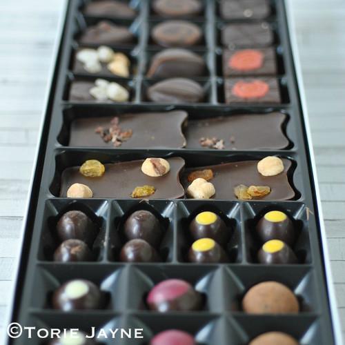 Hotel Chocolat Serious Dark Fix Sleekster 5