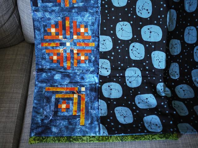 Quilt & Swaddling Blanket