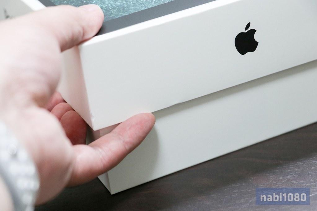 10.5インチ iPad Pro 開封09