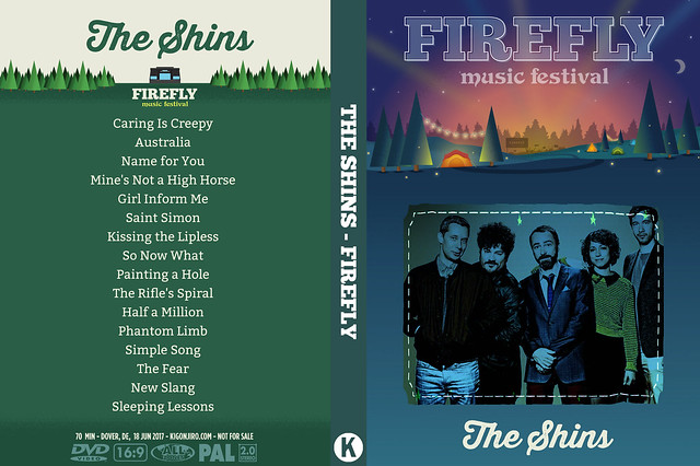 The Shins - Firefly 2017