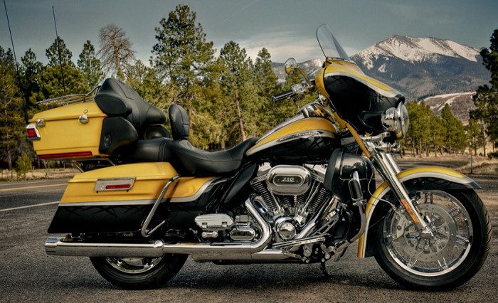 Harley-Davidson CVO ELECTRA GLIDE ULTRA CLASSIC 1800 FLHTCUSE5 2011 - 6