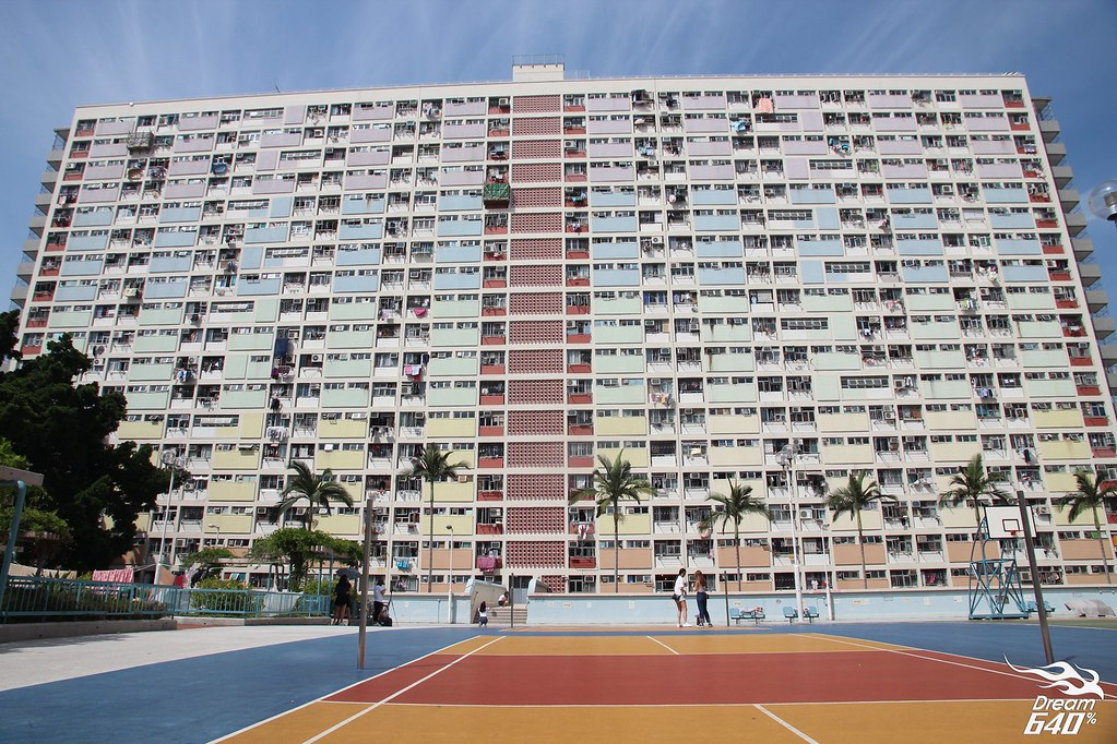 香港IG聖地-南山邨+彩虹邨+海山樓-52