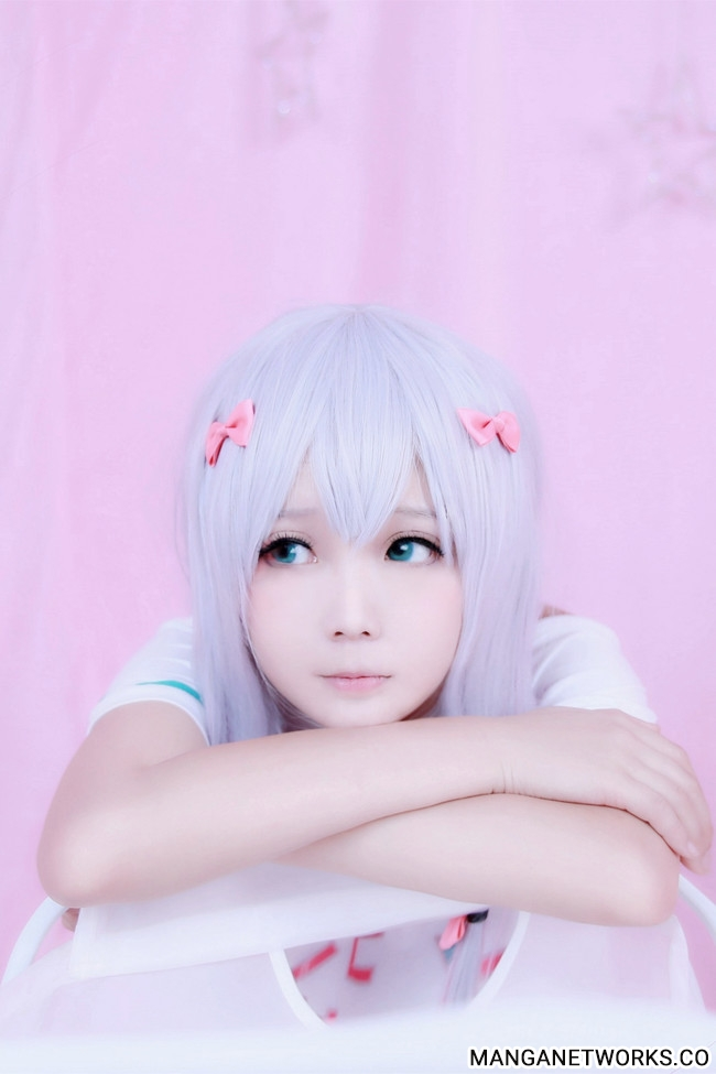 35317964220 61007548c0 o Phát cuồng với bộ ảnh cosplay Sagiri Izumi ( Eromanga sensei ) giống  y như đúc