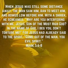 #VGCintheDMV Sermon Title: LEAVE ME ALONE!!
