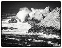 The Rocks of Pinnacle Cove at Point Lobos-2