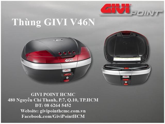 Thung xe Givi - 29