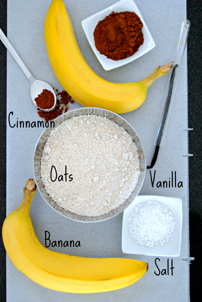 Banana and Oat Pancakes (001b2)