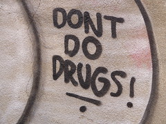 Don't do drugs!