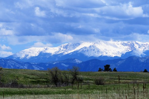 colorado mountain mountains pikespeak clouds rural douglascounty douglascountyparks lincoln openspace ranch backroads backroad countryside