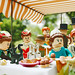 The Luncheon of the Boating Party by Young's Lego