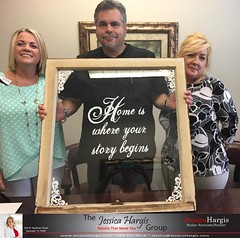 Thank you Mark and Tonya for allowing The Jessica Hargis Group to assist you in your new home purchase in Travis Ranch!  Cobgratukations!  All of us at The Jessica Hargis Group appreciates you and hope you love your new