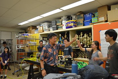 Highlands Intermediate Science & Stem Club