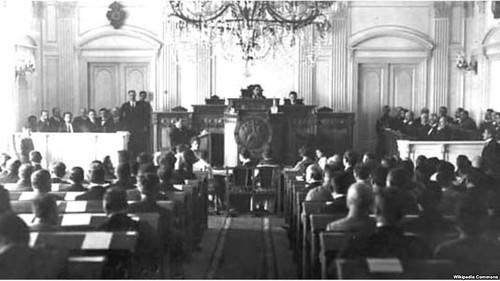 საქართველოს პარლამენტი 1918წ