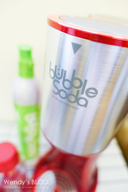 bubble soda