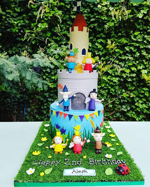 Cake from Cakes by Gitty