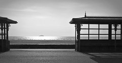 Canon EOS 60D - Along the front at Weston-Super-Mare - with a view to Steep Holm
