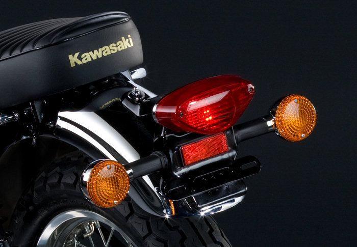 Kawasaki W 800 2012 - 2