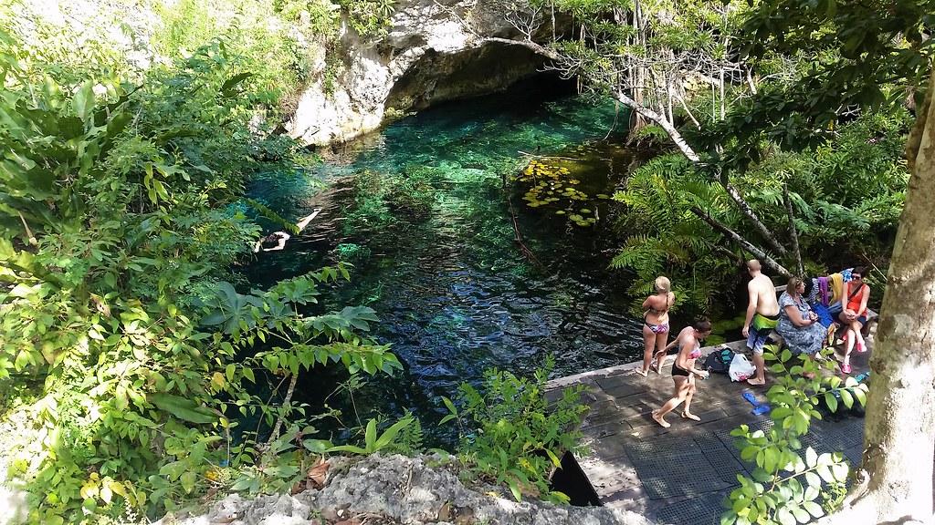 Cenote Gran, Mexico