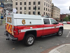 DCFD Battalion Chief 6