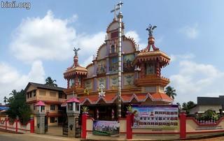 Our Lady of Mount Carmel Church, Kundannur 1