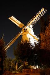 Israel-05746 - Montefiore Windmill