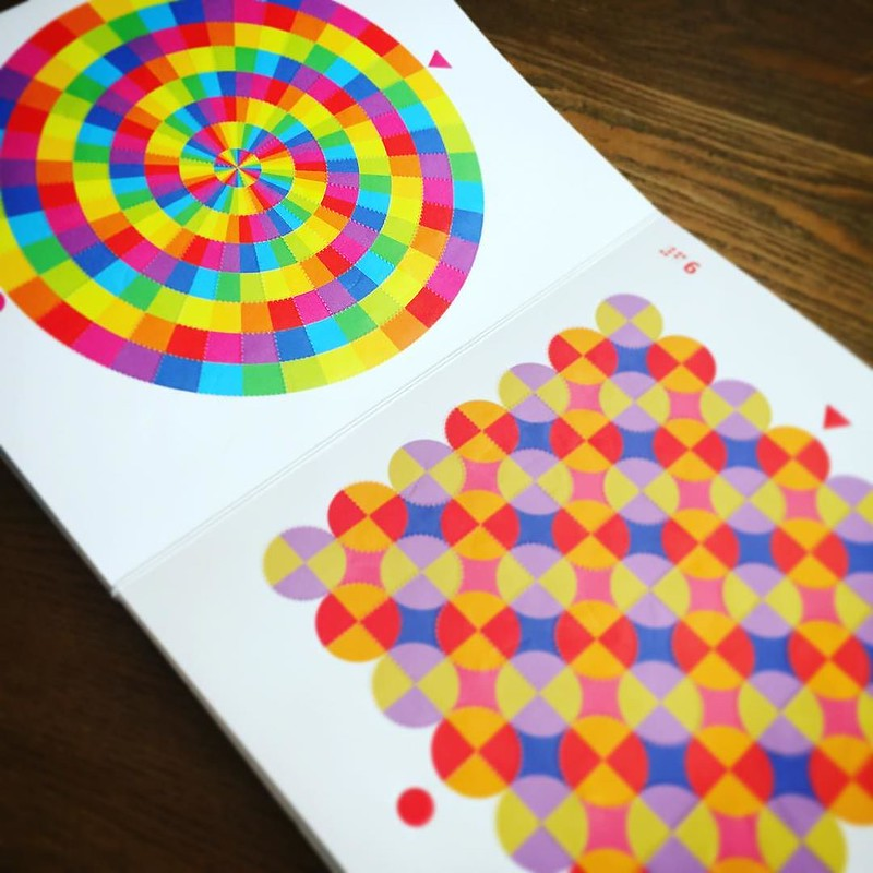 点字の迷路絵本 脳内に図形化するのかなり難しい
