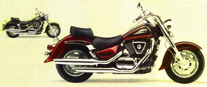Suzuki LC 1500 INTRUDER 2003 - 4
