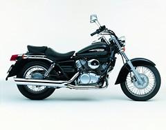 Honda 125 Shadow VT 2006 - 17