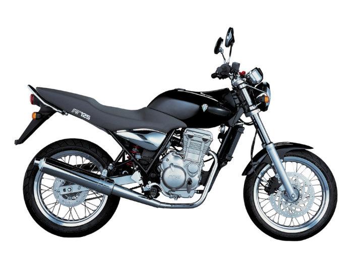 MZ (MuZ) 125 RT 2004 - 1