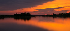 Shelby Farms Sunset